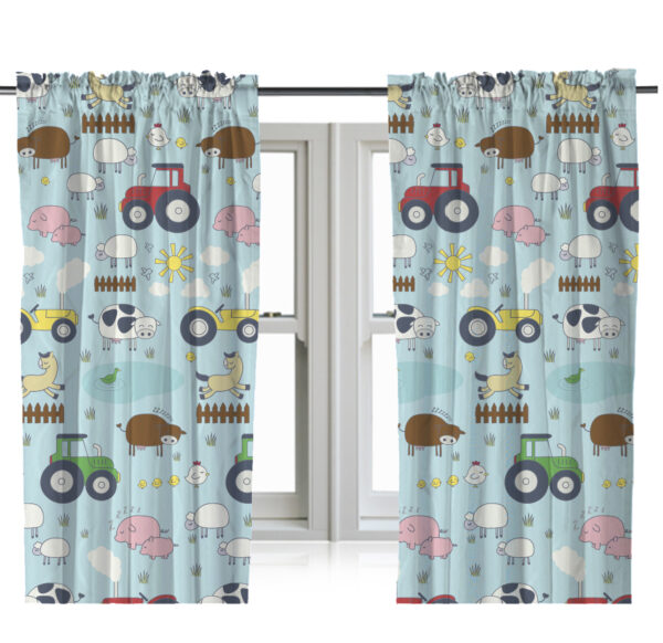 farm curtain