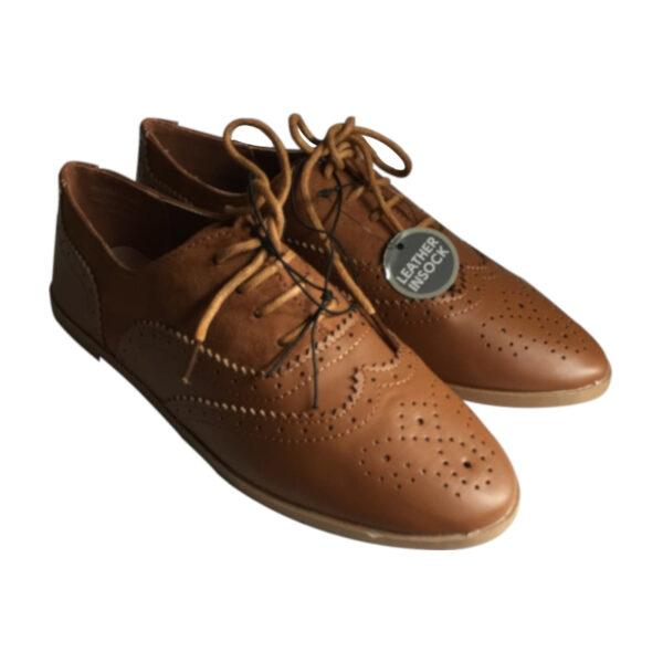 Ladies_Shoes_Tan