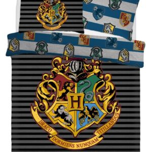 Harry Potter Crest Double