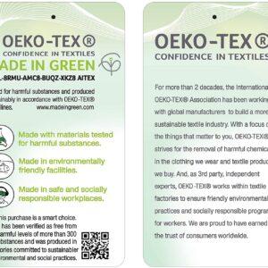 Oeko-tex fabric