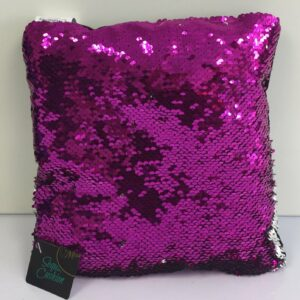 Colour changing cushion