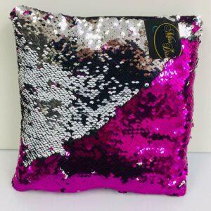 Colour changing cushion