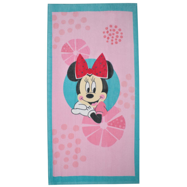 Minnie Mouse Towel