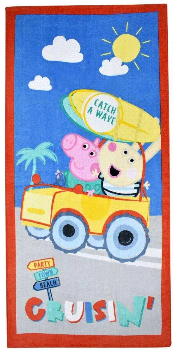 Peppa Pig George Towel