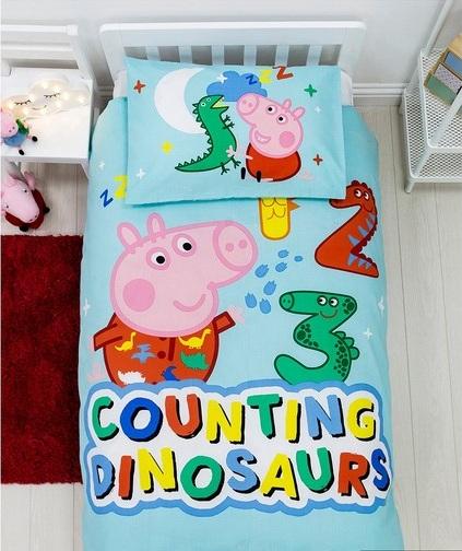 Peppa Pig counting junior