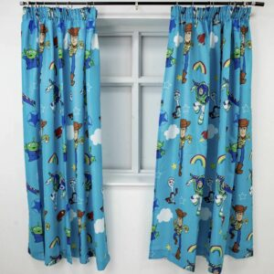 toy story curtains